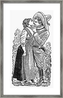 Posada: Revolutionary Framed Print by Granger