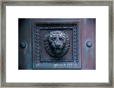Protector Framed Print by Phil Bongiorno