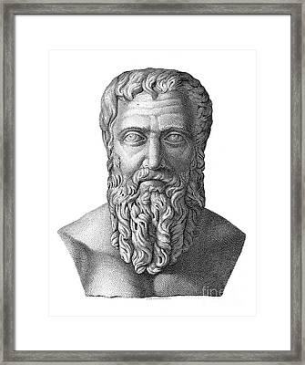 Publius Pertinax (126-193) Framed Print by Granger