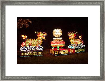 Qilin Framed Print by Semmick Photo