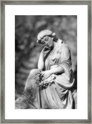 Quiet Contemplation Framed Print by Mark J Seefeldt