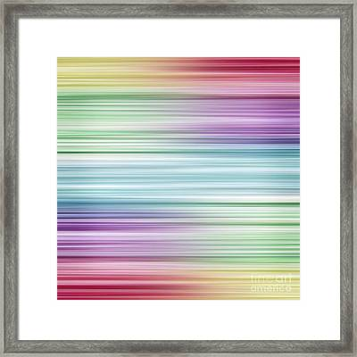 Rainbow   Framed Print by Blink Images