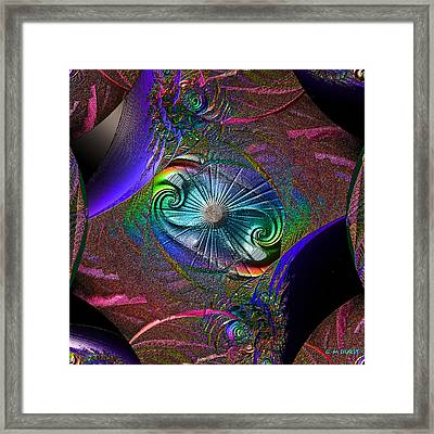 Rainbow Generator Framed Print by Michael Durst