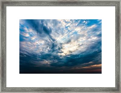 Reawakening Framed Print by Anthony Rego