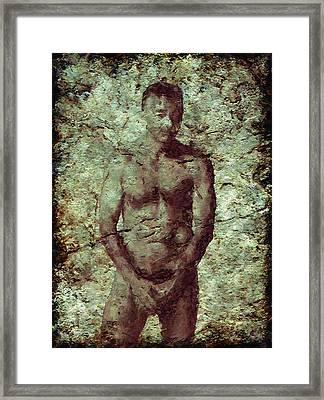 Redemption Framed Print by Kurt Van Wagner