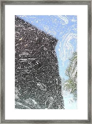 Reflection 2 Framed Print by Sara Walsh