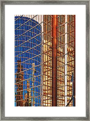 Reflections 2 Framed Print by Mauro Celotti