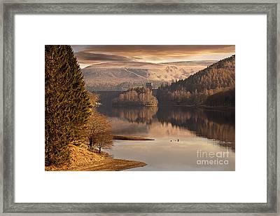 Reflections Framed Print by Nigel Hatton