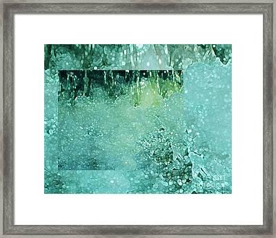 Refresh Framed Print by Brigetta  Margarietta