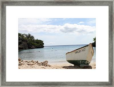 Relaxation Framed Print by Eric Chapman