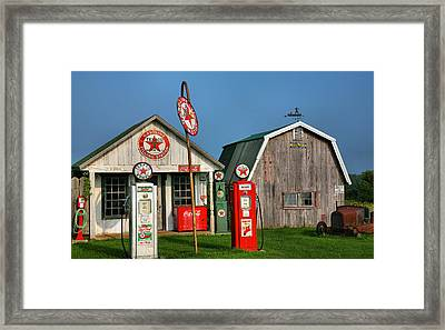 Relics Of The Past IIi Framed Print by Steven Ainsworth