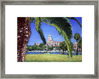 Renaissance Framed Print by Barry Rothstein