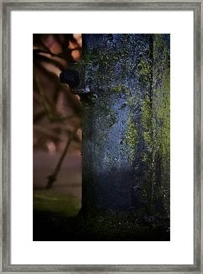 Rendezvous Framed Print by Odd Jeppesen