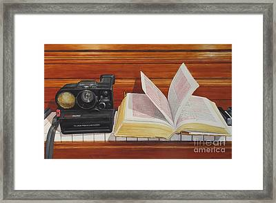 Reproduction Framed Print by James Cassel