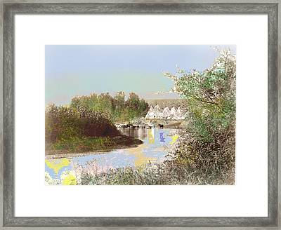 Reservation  Framed Print by Charles Shoup