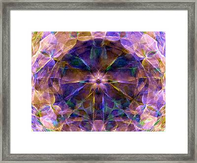 Return To Innocence Framed Print by Angelina Vick
