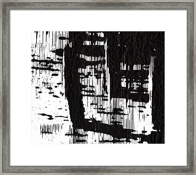 Reverence Framed Print by Duwayne Washington