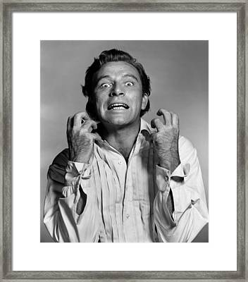 Richard Burton, Ca.1950s Framed Print by Everett