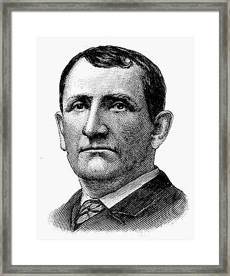 Richard Henry Pratt Framed Print by Granger