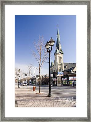 Richmond Hill   Framed Print by Igor Kislev