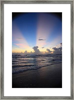 Rise And Shine II Framed Print by Mandy Shupp
