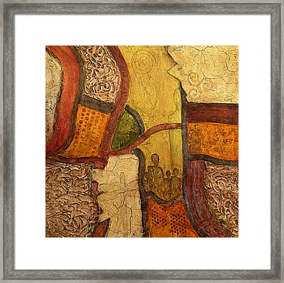 Roads Less Traveled Framed Print by Pat Stacy