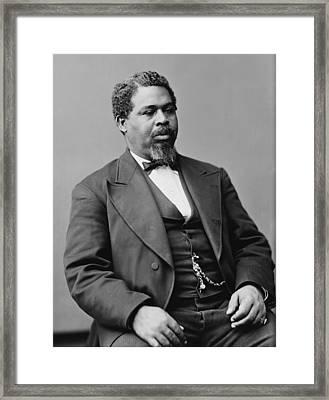 Robert Smalls 1839-1915, Achieved Fame Framed Print by Everett