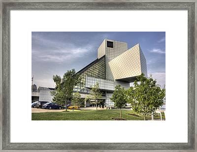 Rocking To Fame Framed Print by David Bearden