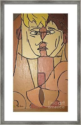 Rolland Framed Print by Geoffrey Mann