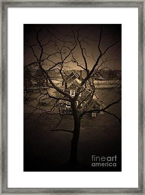 Rosabelle Believe Framed Print by C E Dyer