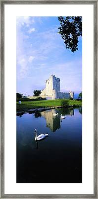 Ross Castle, Lough Leane, Killarney Framed Print by The Irish Image Collection