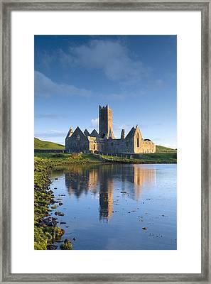 Rosserk Friary, Co Mayo, Ireland 15th Framed Print by Gareth McCormack