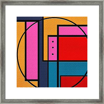 Rover Framed Print by Ely Arsha