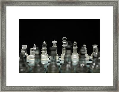 Royal Perspective 2 Framed Print by David Paul Murray