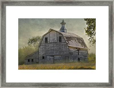 Rural America IIi Framed Print by Christine Belt