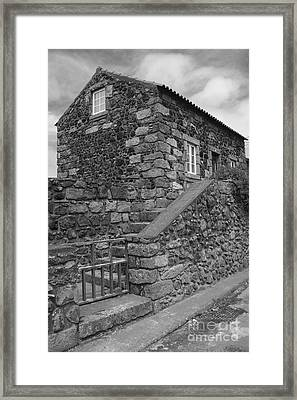 Rural Home Framed Print by Gaspar Avila