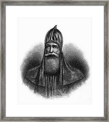Rurik (d. C879) Framed Print by Granger