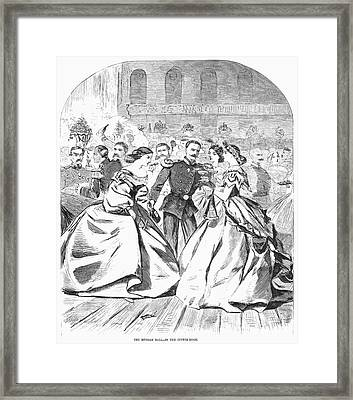 Russian Visit, 1863 Framed Print by Granger