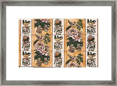 Rustico Framed Print by Paula Teresa