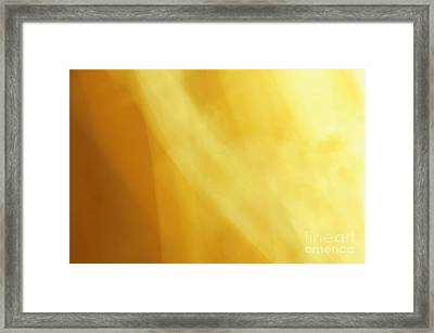 Sail The Sunset Abstract Framed Print by Andee Design