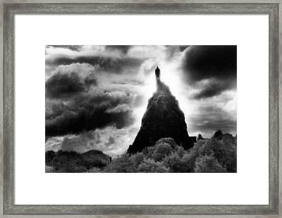 Saint Michaels Church Framed Print by Simon Marsden