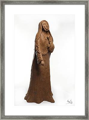 Saint Rose Philippine Duchesne Framed Print by Adam Long