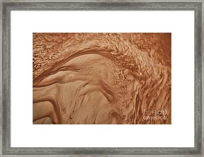 Sandstorm 2 Framed Print by Crystal Nederman