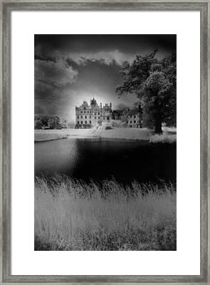 Schloss Basedow Framed Print by Simon Marsden