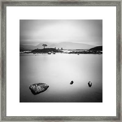 Scotland Nah Achlaise Framed Print by Nina Papiorek