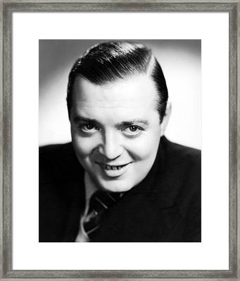 Secret Agent, Peter Lorre, 1936 Framed Print by Everett