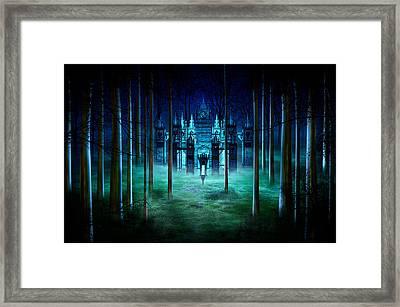 Secret Castle Framed Print by Svetlana Sewell