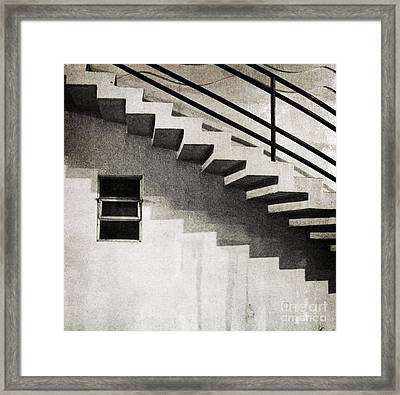 Secret Passage Framed Print by Linda Woods