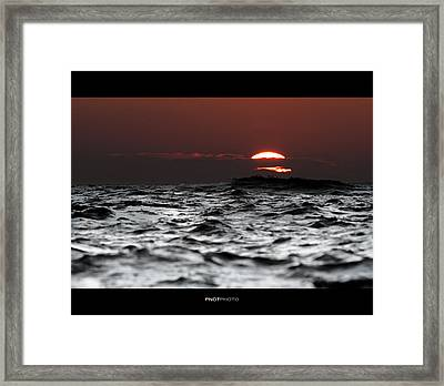 See You Tomorrow Framed Print by PNDT Photo