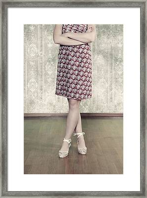 Self-confidence Framed Print by Joana Kruse